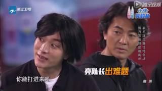 《来吧冠军》20160515: 林丹 王晓理 陈小春 郑伊健 林晓峰