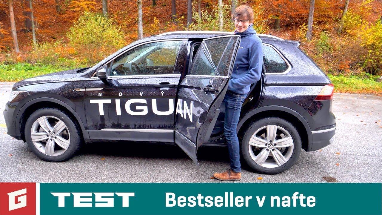 VW TIGUAN 2.0 TDI Evo 200k 4Motion DSG - SUV - TEST - GARAZ.TV - Šulko - YouTube