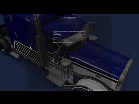 American Truck Simulator Heavy Haul  