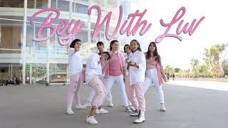 [KPOP IN PUBLIC MEXICO] BTS (방탄소년단) '작은 것들을 위한 시 (Boy With Luv) Dance Cover [The Essence]