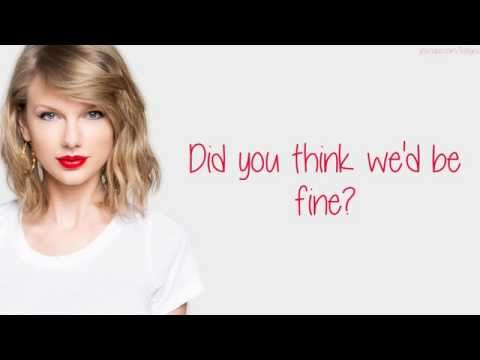 Taylor Swift – Bad Blood (Lyrics) indir