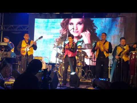 El Super Estrella La Negra Candelosa ,En El Show De Johnny Y Nora Canales