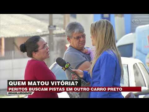 Família de Vitória fala sobre amor pela menina