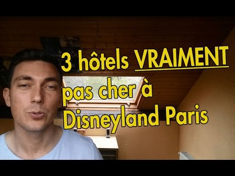 H tels pas cher disneyland paris youtube for Hotel pas cher 75014