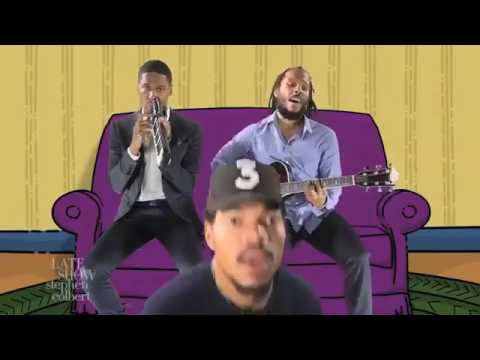 Ziggy Marley, Jon Batiste and Chance the Rapper - 'Arthur' Theme Song