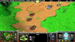 WarchiefRich(NE) vs Cash(ORC) - Game 2 - WarCraft 3 Frozen Throne - RN1519