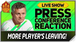 Solskjaer Press Conference Reaction Southampton Vs Manchester United