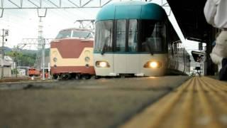 山陰本線 回送列車(米子→鳥取) 米子