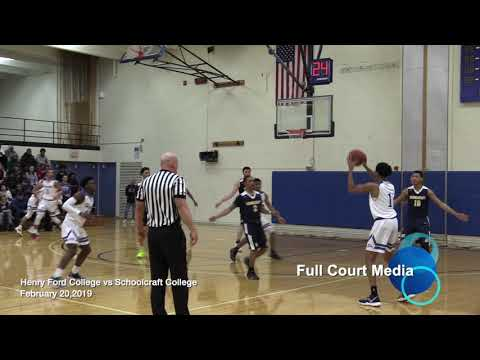 Henry Ford College vs Schoolcraft College 2019
