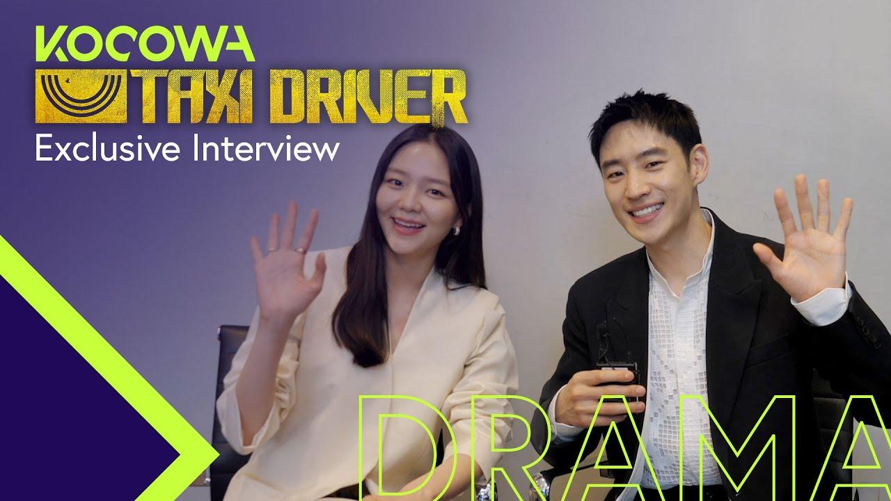 [Exclusive InterviewㅣTaxi Driver] Lee Je Hoon & ESom