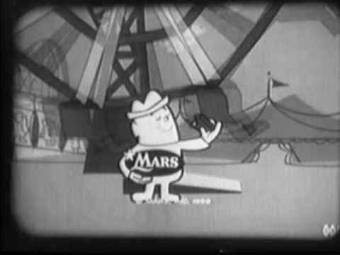 Mars candy bars - Amusement Park.mpg
