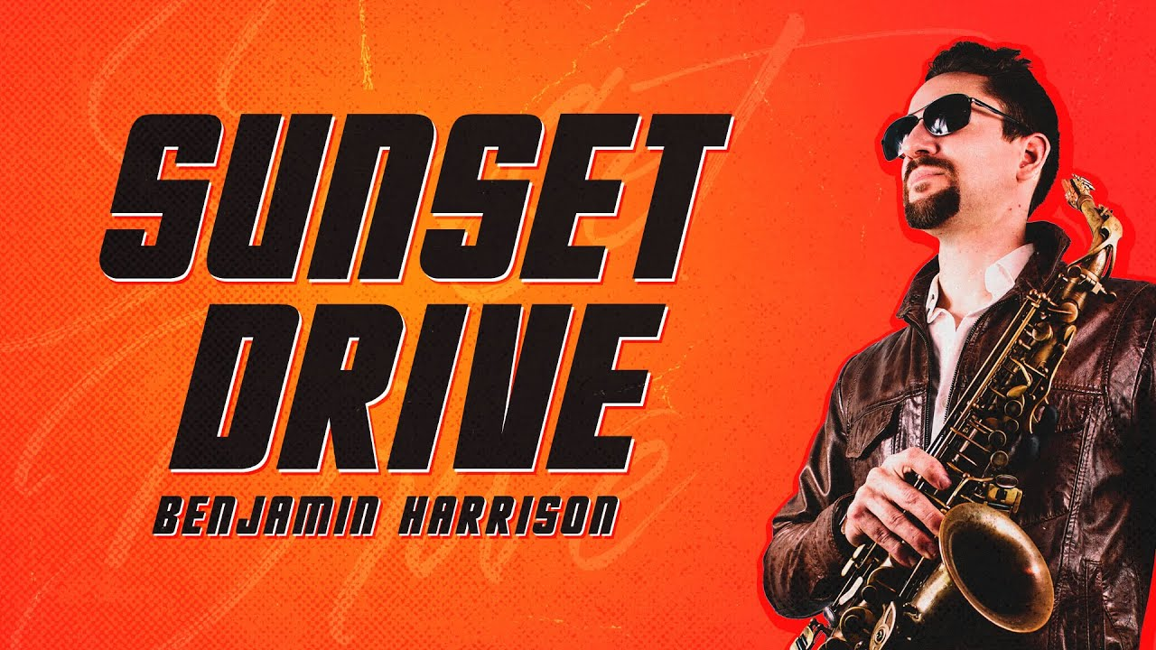 Sunset Drive by Benjamin Harrison (2020)