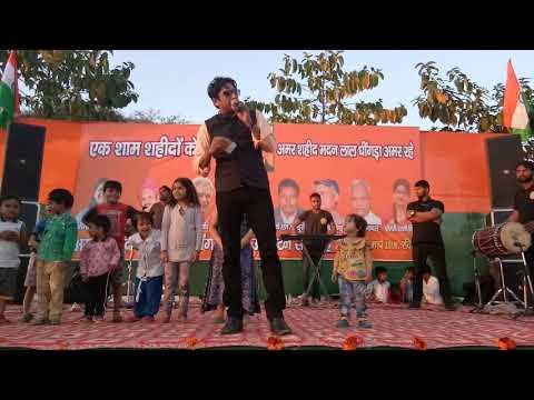 बच्चों का राजा Gajender Phogat in Gohana Madan Lal dhingra