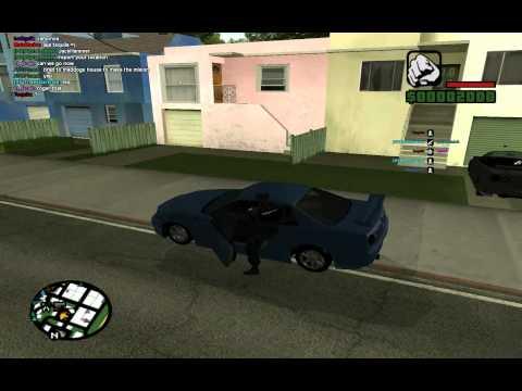 GTA San Andreas Tunable Skyline GT-R R34 (Spyder)