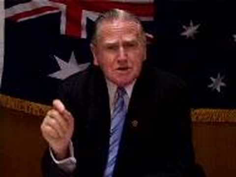Fred Nile - Message for Dads