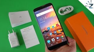 Oukitel K5 Unboxing, Hands On, Quick Review!