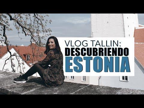 VLOG TALLIN: DESCUBRIENDO ESTONIA | Marina Llorca