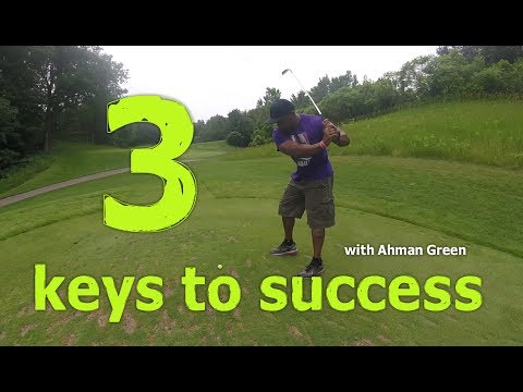 Keys to Success- With Ahman Green