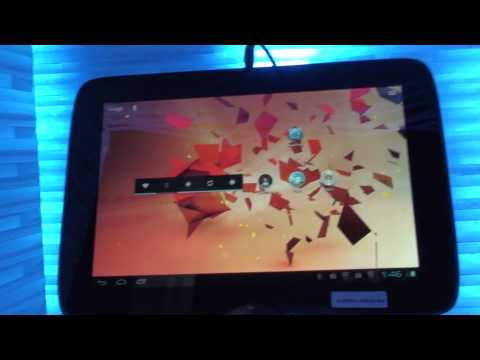 Lenovo IdeaTab K2110 Hands-on Review