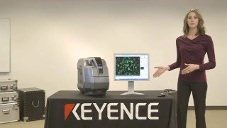 Keyence Fluorescence Microscope