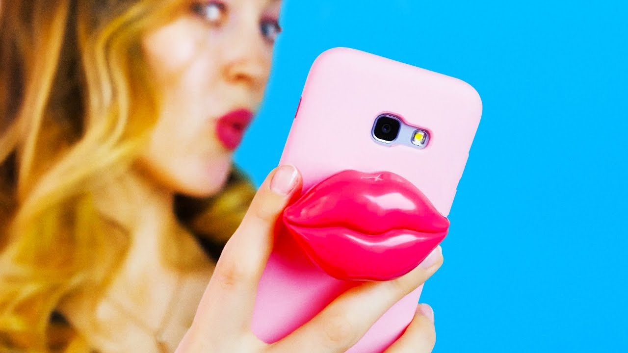17 HACKS FOR THOSE WHO CAN'T LIVE WITHOUT SELFIES