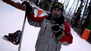 Видео-уроки по сноуборду. Ты с нами?