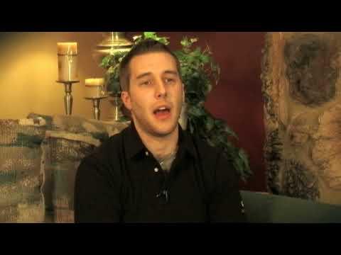 Justin Davis - Baptism Interview February 2011
