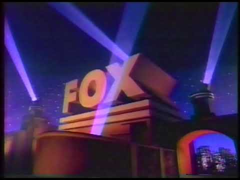 Fox Broadcasting Company (1988, with fanfare)