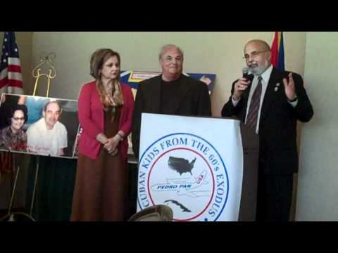 Part 2 of 4 -50th Anniversary Celebration of Operation Pedro Pan