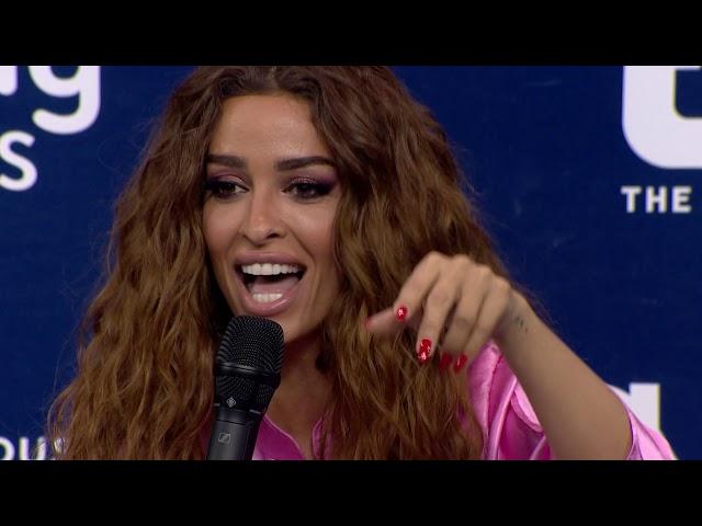 Eleni Foureira | Chipre | Press Conference | Eurovisão 2018