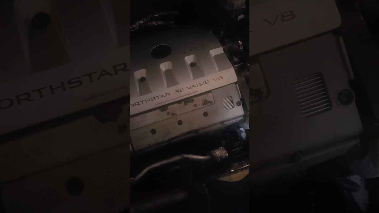 2000 Cadillac Deville Alternator Replacement