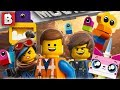 LEGO Movie 2 New Character First LOOK! Internet HELPS a fellow LEGO YouTuber!   Weekly LEGO News