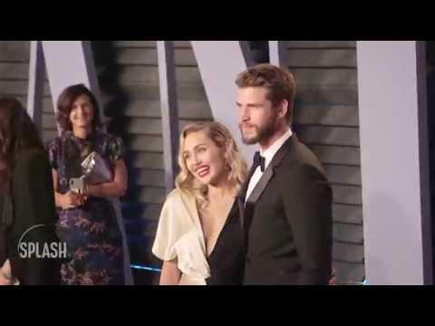 Miley Cyrus and Liam Hemsworth's last minute wedding   Daily Celebrity News   Splash TV