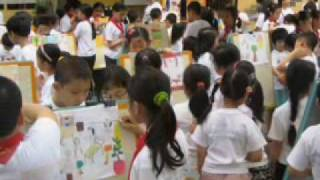 Children Drawing Day on OSH Vietnam