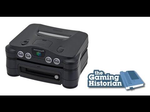 Nintendo 64DD - Gaming Historian