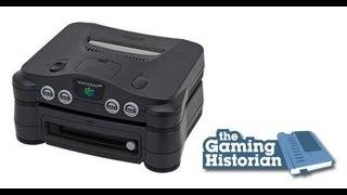 Nintendo 64DD - Gaṁing Historian