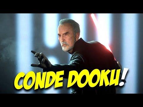 ESTRENANDO al CONDE DOOKU en STAR WARS BATTLEFRONT 2 !! thumbnail