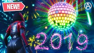 Fortnite NEW YEARS EVENT Gameplay! (Fortnite Battle Royale)