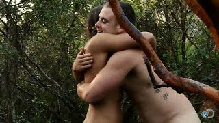 Naked in the Bahamas | Naked and Afraid(Justin and Dani meet at the beginning of their 21 day survival challenge on Andros Island. Though they're in the Bahamas, this is anything but a tropical ..., 2014-07-11T17:00:06.000Z)