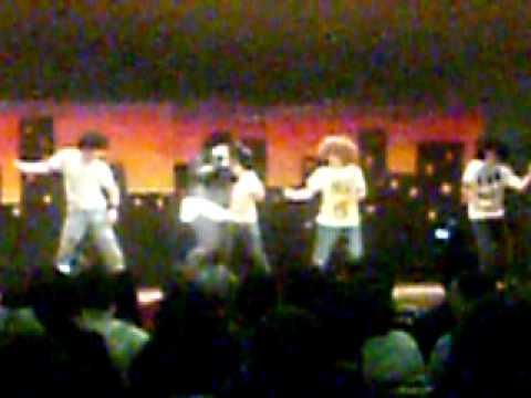 Pat and The Jackson 5 Turlock Junior High School Edition