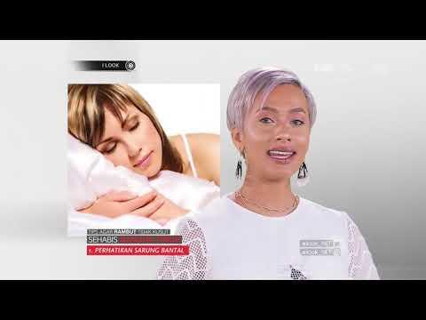 iLook - Tips Agar Rambut Tidak Kusut Sehabis Bangun Tidur