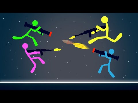 EXTREME COUPLE STICK FIGHT BATTLE! (Stick Fight)