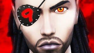 The Sims 4 Challenge 100 Вампиров | #9