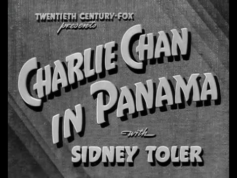 Charlie Chan in Panama - 1940