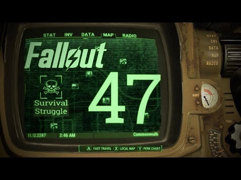 Fallout 4: Survival Struggle | E47 | Revelations! Will the Real Slim Shaun-y Please Stand Up!