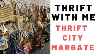 Thrift With Me: Thrift City Margate