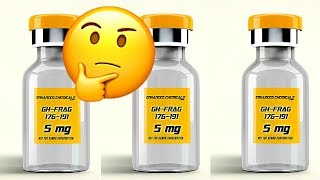 My Honest Opinion And Review Of HGH Fragment 176-191