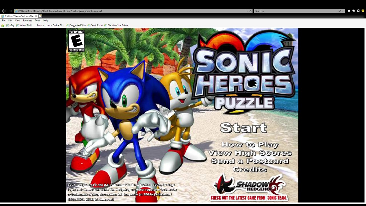 How to Make a Sonic the Hedgehog Game Without an Engine ...