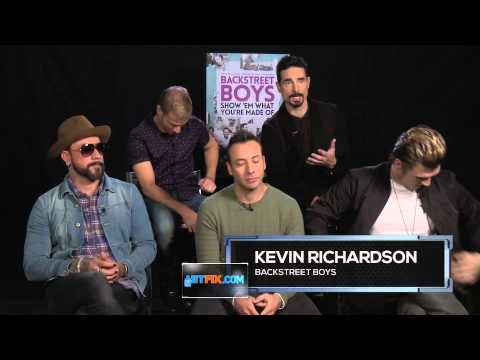 Backstreet Boys blame Nick Carter for the success of The One