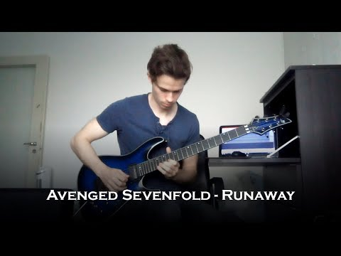 Avenged Sevenfold - Runaway (New Song Guitar Cover + Solo)
